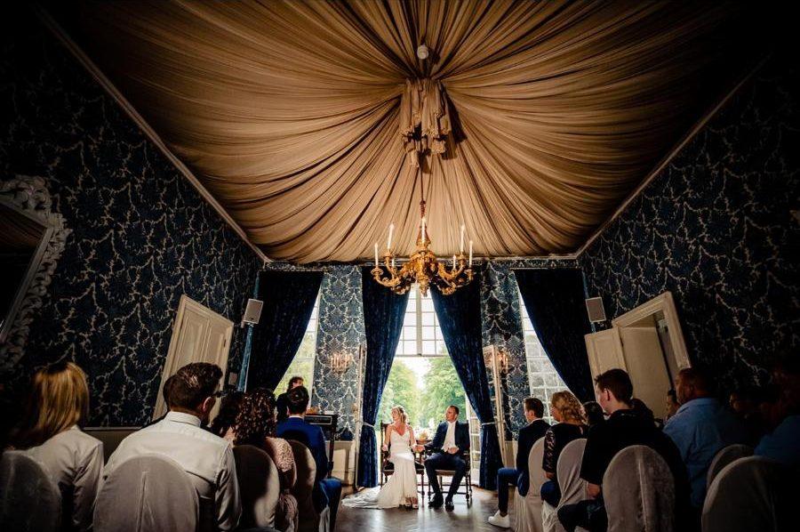 trouwen in Huis de Voorst Eefde